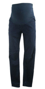 Dark Wash A Pea in the Pod Maternity Full Panel Skinny Maternity Jeans (Gently Used - Size 29)