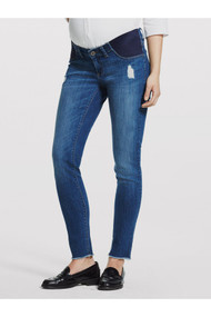 Medium Wash DL1961 Emma Skinny Jeans (Like New - Size 28)