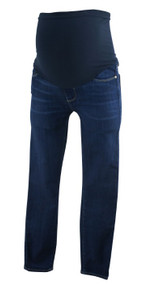 Dark Wash Paige Maternity for A Pea in the Pod Maternity Skinny Jeans (Gently Used - Size 27)