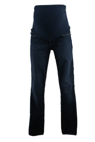Dark Wash Paige for A Pea in the Pod Maternity Collection Skinny Maternity Jeans (Gently Used - Size 26)