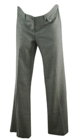 Gray A Pea in the Pod Maternity Thick Winter Career Maternity Pants (Like New - Size Small)