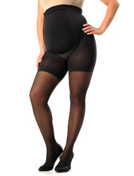 ASSETS® by Sara Blakely A Spanx® Brand Women's Marvelous Mama Modern Fishnet  (Size 3)