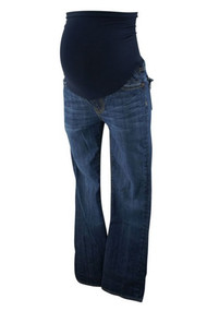 Like New: A Pea in the Pod Vigoss Secret Fit Belly Boot Cut Pre Owned Maternity Jeans (Size Small/29)