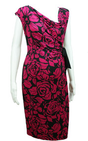 *New* Pink Floral Motherhood Maternity Dress (Size Small)
