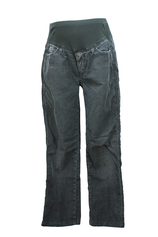 8c1f57bac9797 Black 7 for All Mankind - A Pea in a Pod Maternity Corduroy Pants ...