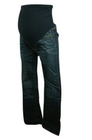 A Pea in the Pod Vigoss Secret Fit Boot Cut Maternity Jeans (Gently Used Size Small/29)