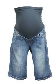 A Pea In The Pod Jeans Maternity Capri Jeans (Like New- Small)