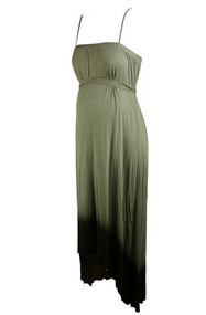 *New* L By Jennifer Love Hewitt Spaghetti Strap Maternity Dress (Large)