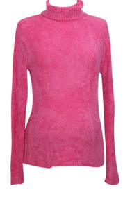 GAP Maternity Pink Turtleneck Sweater (Gently Used - Size Large)