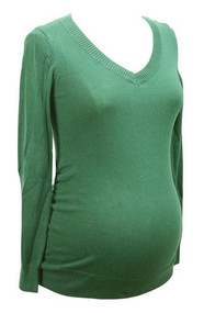Forest Green Old Navy Maternity Sweater (Gently Used - Size Small)