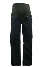 Paige Maternity Jeans - Blue Heights (Gently Used - Size 28)