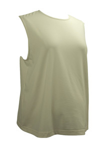 *New* Cream H2O Career Maternity Shell (Size 2X)