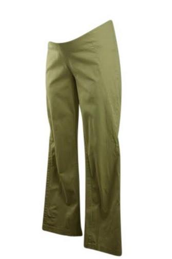 b0313bda47e Japanese Weekend Maternity Khaki Pants (Pre-Owned - Size Medium ...
