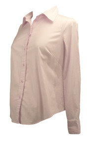Pink GAP Maternity Stretch Career Shirt (Like New - Size X-Small)