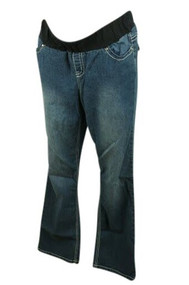 Blue Planet Motherhood Maternity Boot cut Jeans (Gently Used - Size XL)