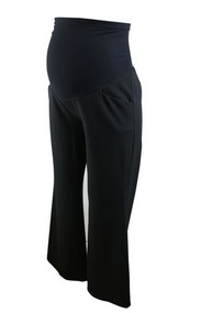 Black Motherhood Maternity Career Pants (Gently Used - Size Small Petite)