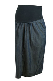 *New* Jeans A Line Maternal America Maternity Skirt (Size X-Small)