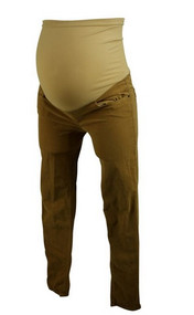 Cream A Pea in the Pod Maternity Corduroy Skinny Pants (Like New - Size 27)