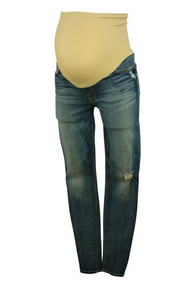 Blue For Mankind Maternity Skinny Jean (Like New - Size 27)