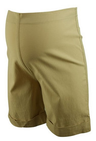 Tan Nicol Caramel Maternity Shorts Bottoms (Like New - Size 44)