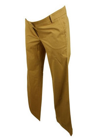 *New* Khaki Cadeau Maternity Casual Pants (Size X-Small)