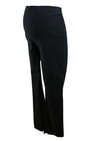 Black Nicol Caramel Maternity Boot Cut Pants (Gently Used - Size 42)