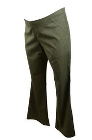 Gray Cadeau Maternity Boot Cut Career Pants (Like New - Size Medium)