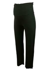 Black Liz Lange Maternity Casual Jasmin Pants (Gently Used - Size 4)