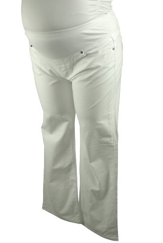 White Paige Maternity Flare Jeans Like New Size 33