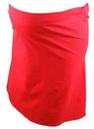 *New* Red Cadeau Maternity Career Skirt (Size Large)