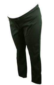 Black Liz Lange Maternity Cropped Pants (Like New - Size 4)