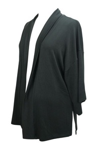 *New* Black Carilyn Vaile 3/4 Sleeve Nursing Cardigan (Size Large)