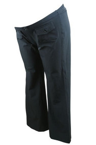 Black Liz Lange Maternity Career Pants (Like New - Size 4)
