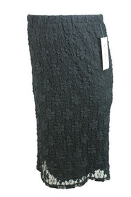 *New* Black Ran Designs Maternity Lace Skirt (Size Small)