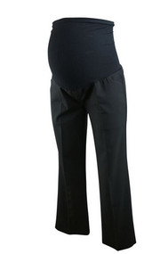 Black A Pea in the Pod Career Pants (Gently Used - Size 6S)