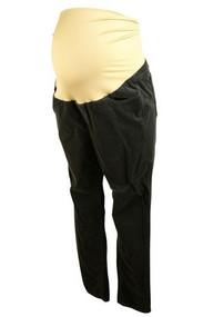 Gray Loft Maternity Corduroy Skinny Leg Pants (Like New - Size 12 Petite)