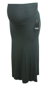 *New* Black Long Olian Maternity Skirt (Size X-Large)