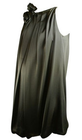 Black ABS by Allen Schwartz Maternity Sleeveless Special Occasion Dress (Like New - Size Small)