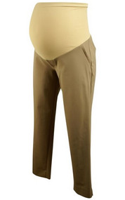 Tan A Pea in the Pod Collection Career Ankle Skinny Pants (Like New - Size X-Small)