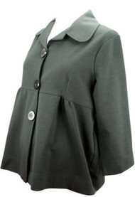 *New* Black Ripe Limited Maternity Career Blazer (Size X-Large)