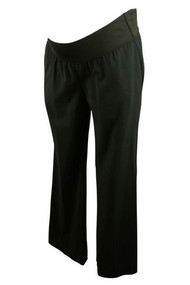 Black GAP Maternity Career Pants (Gently Used - Size 2 Regular)