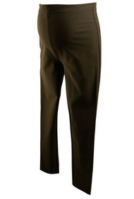 Brown Nicol Caramel Maternity Dress Pants (Gently Used - Size 40)