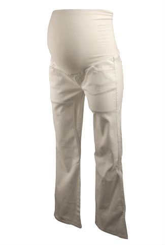 *New* White 7 For All Mankind Boot Cut Jeans (Size 28 ...
