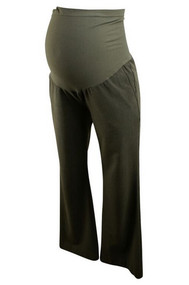 Gray Motherhood Maternity Career Maternity Pants (Gently Used - Size Small)