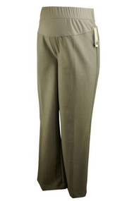 *New* Gray Duo Maternity Career Pants (Like New - Size Medium)