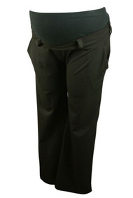 Black Isabella Oliver Wide Leg Career Pants (Gently Used - Size 4)