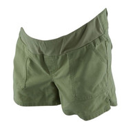Beige Old Navy Maternity Shorts (Gently Used - Size Small)