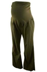 Black Liz Lange Maternity for Target Casual Work Pants (Gently Used - Size Medium)