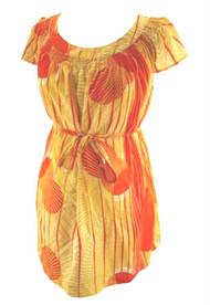 Madarine Liz Lange Maternity for Target Summer Maternity Blouse (Gently Used - Size Medium)