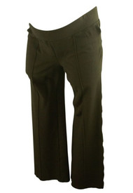 Black A Pea in the Pod Maternity Career Maternity Pants (Gently Used - Size Small)
